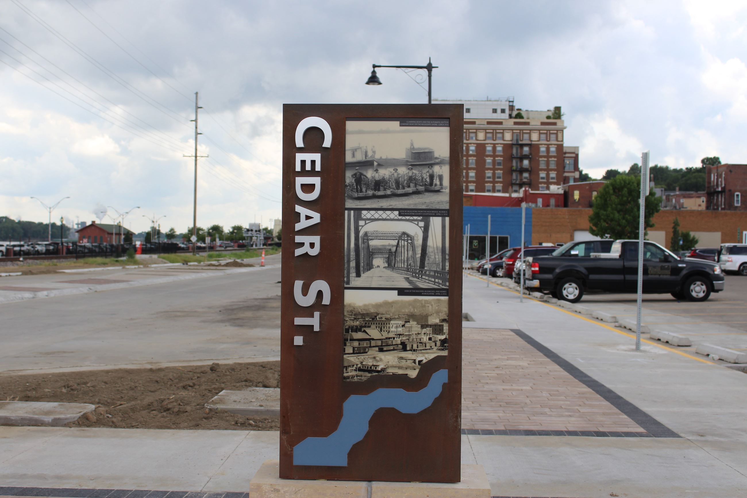 081618 Miss Dr Cedar Sign