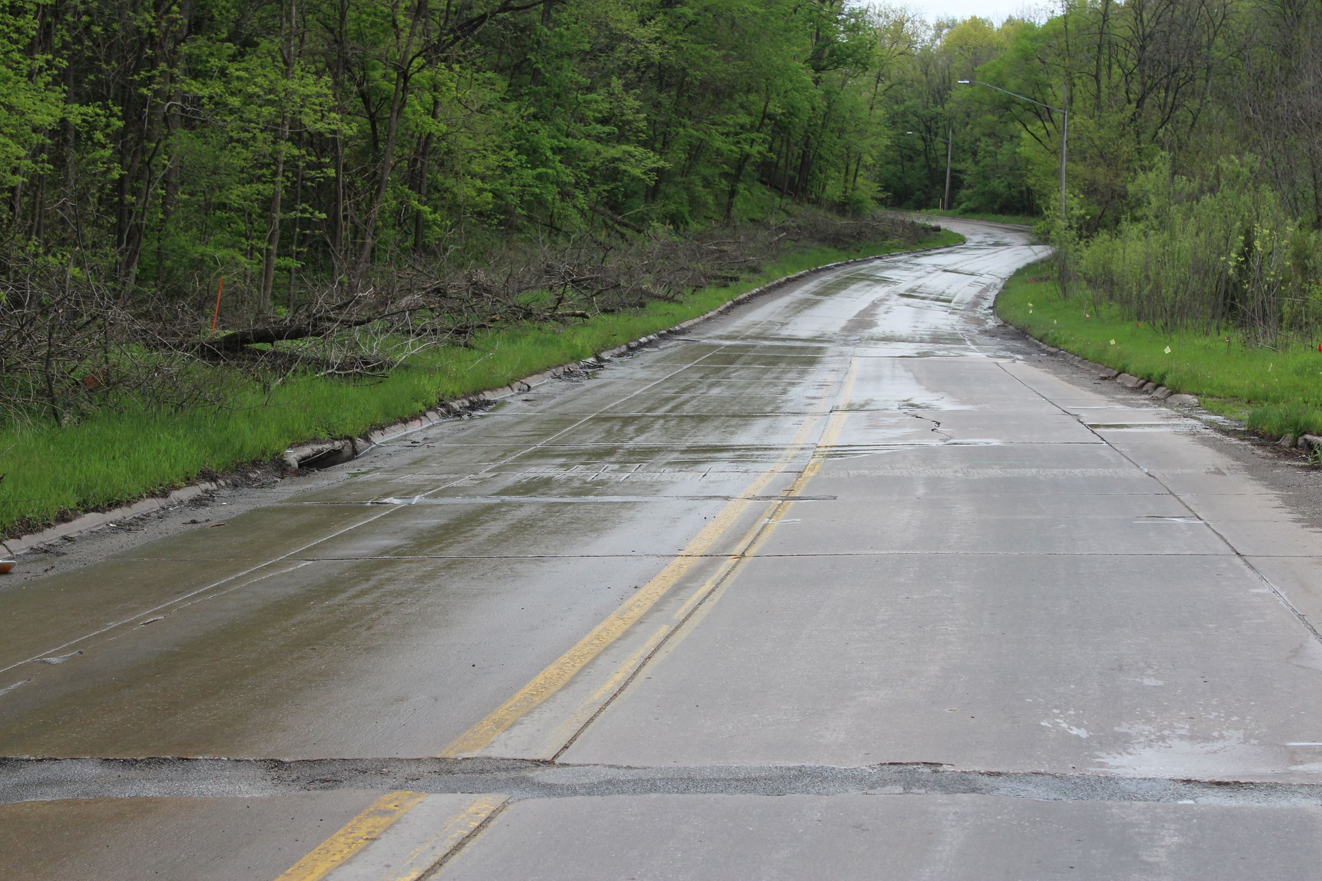 North Houser Street between Lucas and Hershey on May 8, 2019 (JPG)