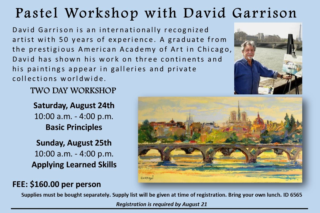 David Garrison Workshop