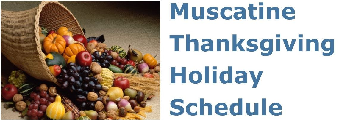 Thanksgiving Holiday Schedule (JPG)
