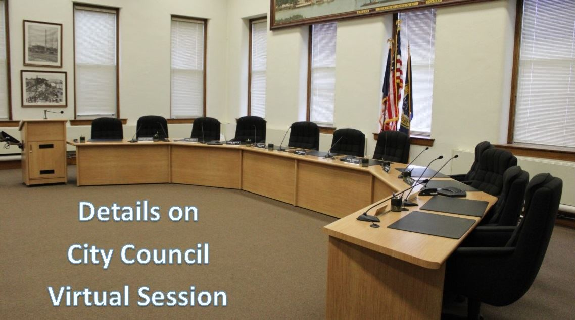 City Council to meet on conference call (JPG)