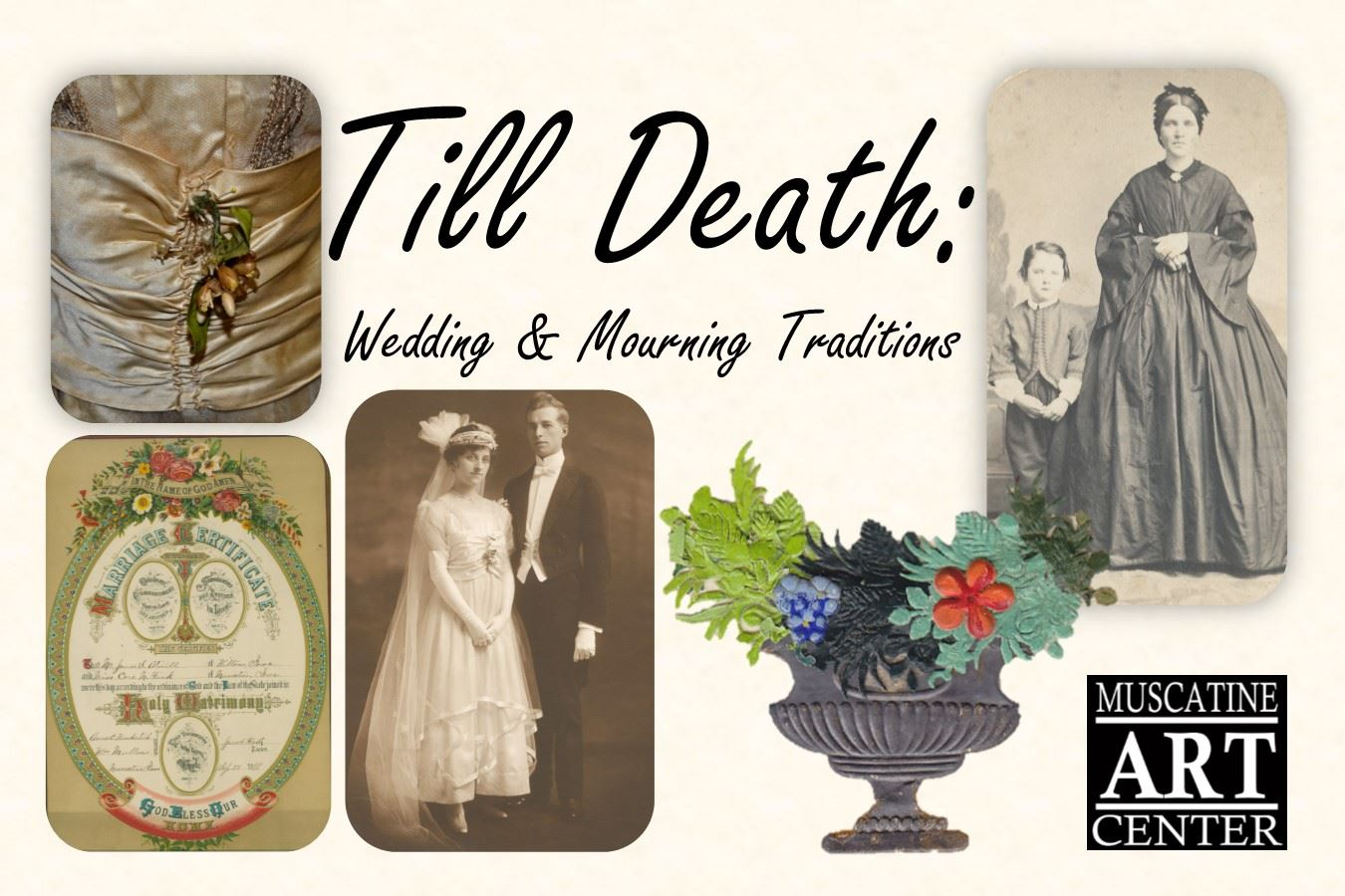 Till Death 2020 Post Card Front Option 2