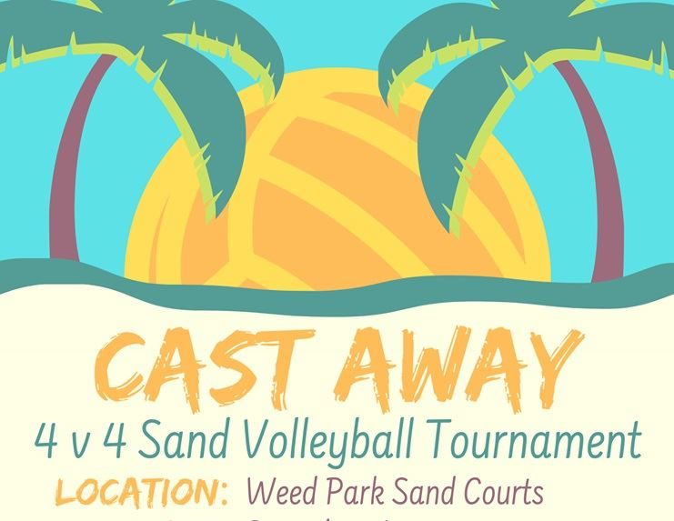 Cast Away Sand Volleyball Tournament (JPG)