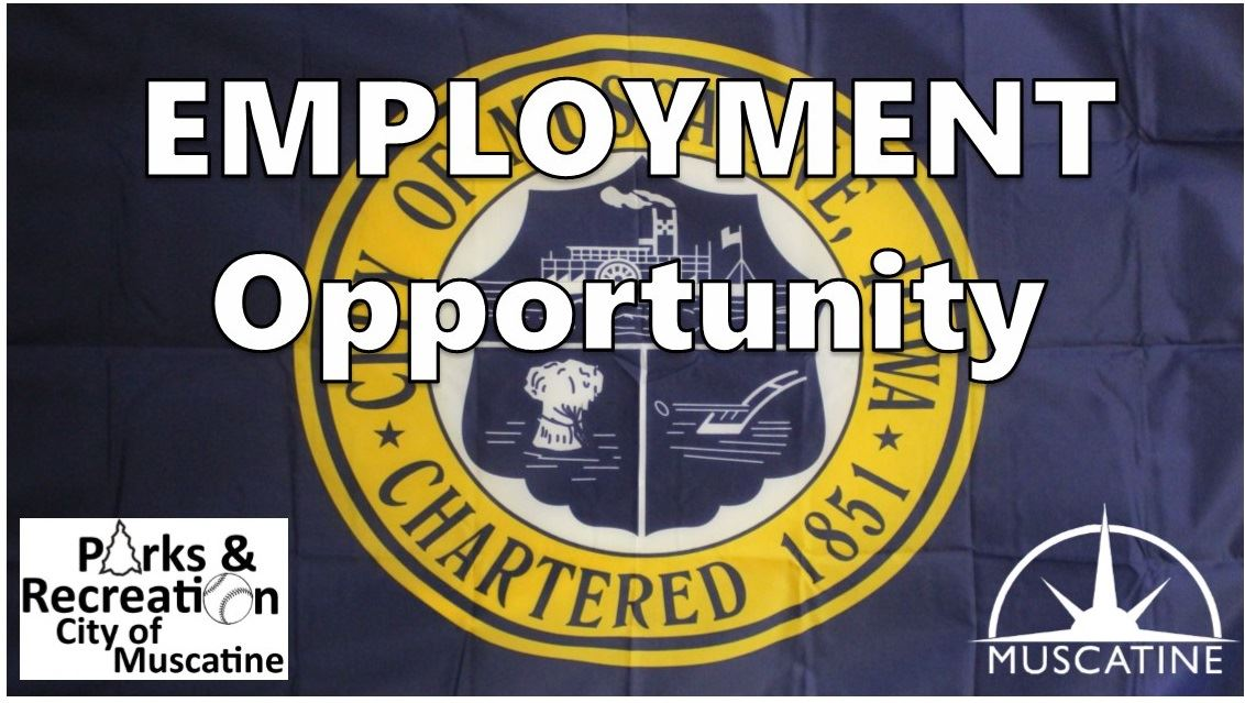 Employment Opportunity  - parks and rec (JPG)